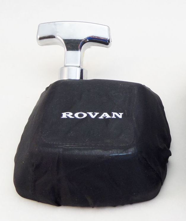 1/5 RC Pull Start Cover Outwear Rovan BLACK 95134
