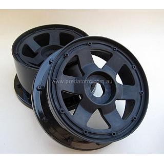 5B Front Wheels Super Six Wheel Fronts 66179