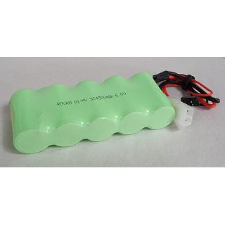 1/5th Rovan LT 5ive Battery 6 V 4500 mah NiMh Hump Pack Losi