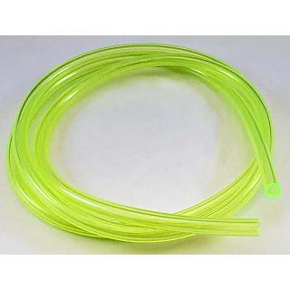 RC Fuel Line Lime Green Clear 6 x 3  x 1mt by Area RC