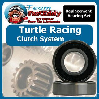Clutch Bearings fit Turtle Racing Clutch by TFE