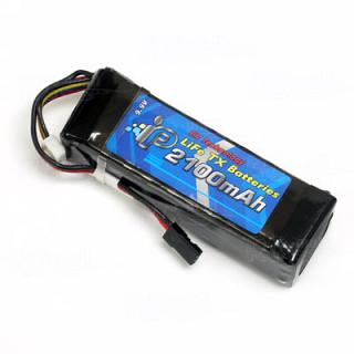 LiFeTransmitter  Battery 9.9 V 2100 mAh fits KO Propo
